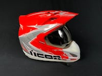 Icon Variant Motorcycle Helmet (Large) Milford, 48380