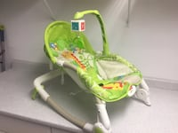 Baby's vibrating rocking chair Mississauga, L5N 8H6