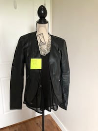 black and gray zip-up jacket Edmonton, T6M