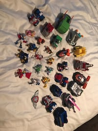 Paw patrol lot $85 for all Essex, 21221