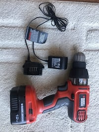 Black and decker drill 12 volt.  With battery and charger Washington, 20017