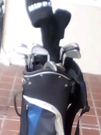black and white golf bag San Jose, 95117