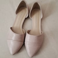 Chinese Laundry D'Orsay Flats creme 9 Burnaby