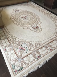 Indian Persian rug 100% wool, hand knotted Collingwood, L9Y