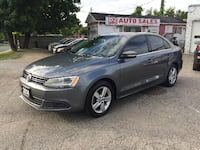 2014 Volkswagen Jetta Comfortline/1Owner/Accident Free/Sunroof/Certified Scarborough, ON M1J 3H5, Canada