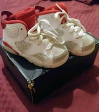Toddler jordans size 7c