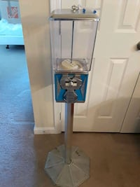 gum ball machine , not a toy. Make money with it. Frederick, 21702