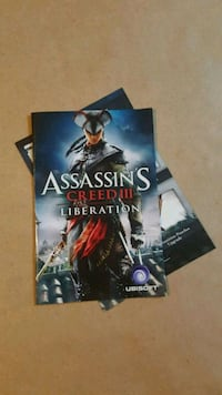 PS VITA ASSASIN'S CREED III LIBERATION Kutulu oyun Kavaklıdere Mahallesi, 06680