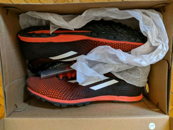 New Adidas Track and field shoes - size 8.5 2caef52d-180c-4426-968a-7ec1b21314fb