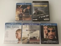 Películas en Blue Ray Madrid, 28008