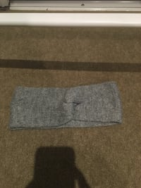 H&M ladies grey winter headband one size  Oakville, L6H 1Y4