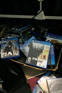 Ps4,Xbox 360, ps3 Video games Brampton, L6Y 5L7