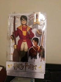 Harry Potter quidditch figure