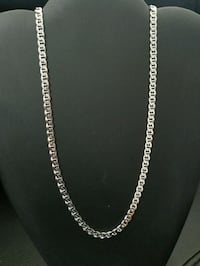 Brand new Sterling silver Mariner chain  Burnaby, V3J 1S3