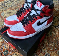 Air Jordan 1 Chicago Sz 11.5 VNDS Victoria