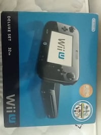 black and gray Nintendo Wii U and the box Vancouver, 98684