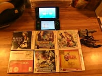 2DS XL +6 GAME Portland