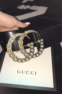 Thick Gucci waist belt brand new Richmond Hill, L4B 3P4