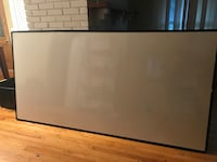 8ft Magnetic Dry Erase Board New York, 10314