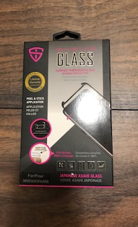 S8/S9 Plus glass screen protector  Surrey, V3T 0B8