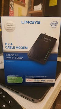 Linksys cable modem - brand new! Winter Haven, 33884