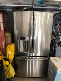 stainless steel french door refrigerator Aldie, 20105