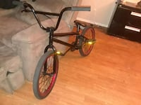 black and red BMX bike North Richland Hills, 76180