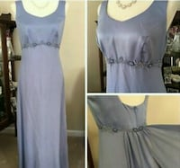Light-Bluish Lavender Dress Boston