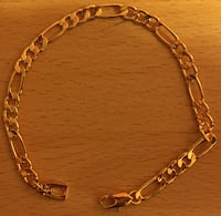 Armband in gold Reserviert