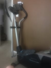 gray and black elliptical trainer Vienna, 22182