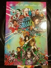 Suicide Squad Graphic novel  Providence, 02907