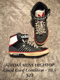 Men's ADIDAS High Tops Lincoln, L0R