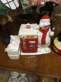 Coke cookie jar Pickering, L1V