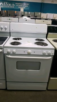 Ge electric coil top Stove 30inches  Bohemia, 11716