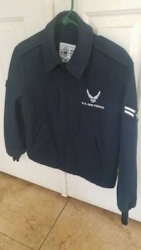 Defense logistics agency U.S. air force jacket  Henderson, 89014