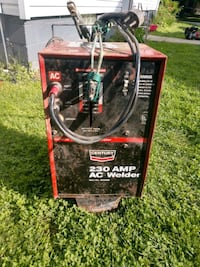 Century 230 amp welder Warren, 44483