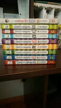 Diary of a Wimpy Kid book series Calgary