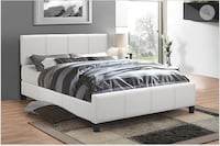 NEW  - Queen Bed with Mattress! ONLY $399! ETOBICOKE