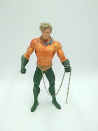 MUÑECO AQUAMAN DC COMICS  Madrid