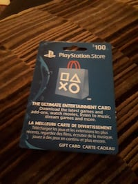 $100 ps4 card