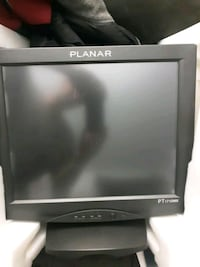 Touchscreen lcd monitor