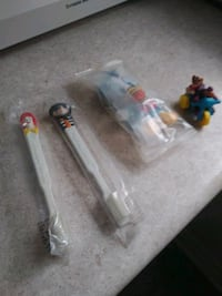 McDonald's and Disney collectibles