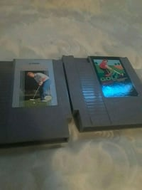 2 golf games for a nes Moore, 73160