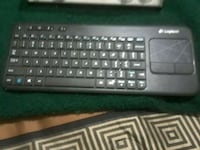 Logitech wireless keyboard with USB Albuquerque, 87121