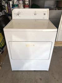 white front-load clothes washer Mesa, 85208