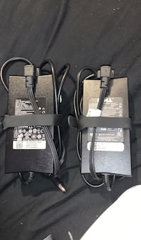 Authentic Dell chargers (2)