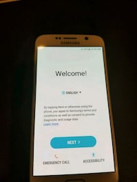 white Samsung Galaxy android smartphone Louisville, 40229