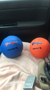Rubber official volley ball Glendale Heights, 60139