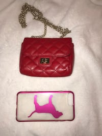 red leather Chanel sling bag Toledo, 43615
