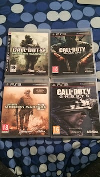 Jeux Call Of Duty PS3 Suresnes, 92150